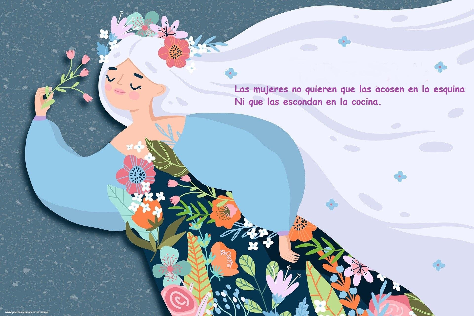 Poema del día de la mujer