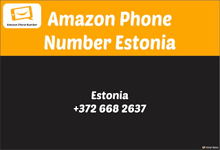 Amazon Phone Number Estonia
