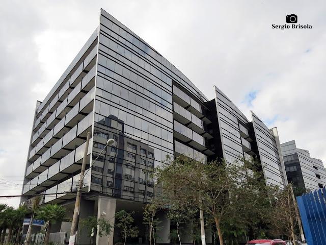 Vista ampla do Edifício Ez Mark Paris - Vila Mariana - São Paulo