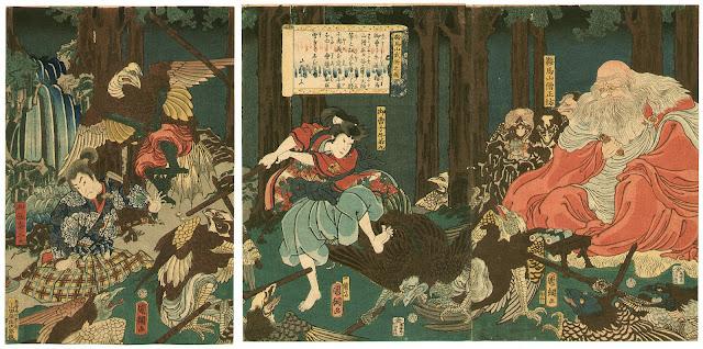 Kunitsuna-Tengu