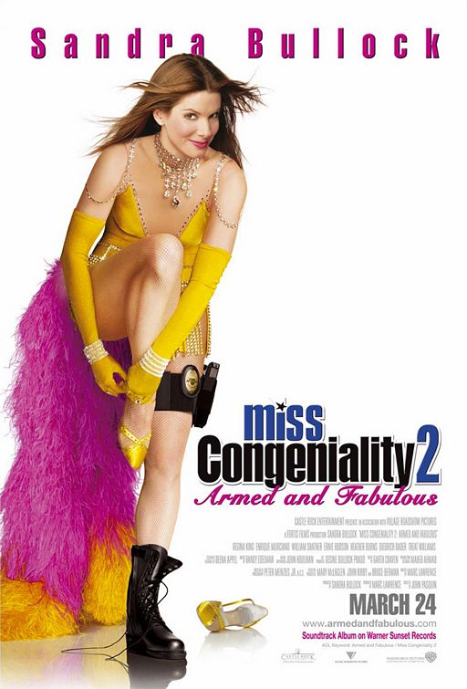 Nonton Film Miss Congeniality 2: Armed and Fabulous (2005)