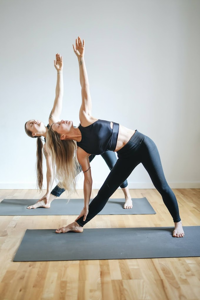 Yoga poses to keep your lungs healthy