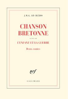 Chanson bretonne  J.M.G Le Clézio lu par Pierre Tanguy