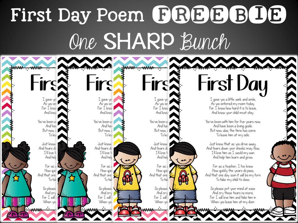 http://www.teacherspayteachers.com/Product/First-Day-of-School-Parent-Poem-1420039