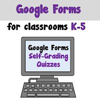 Google Forms for Google Classroom