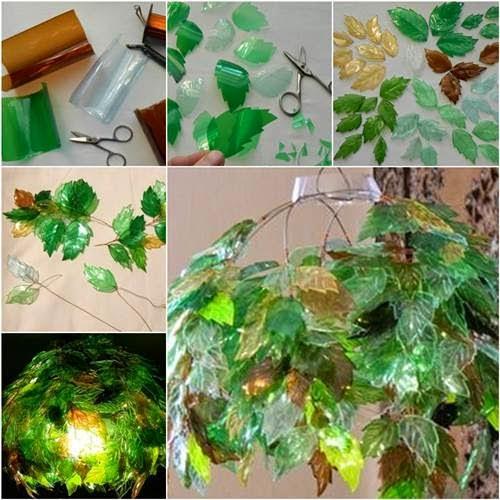 Hacer plantas reciclar botellas de plástico DIY