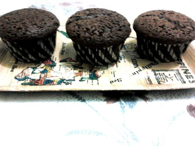 Resep Cake Coklat Kukus Ncc: Resep Cupcake Cokelat (NCC