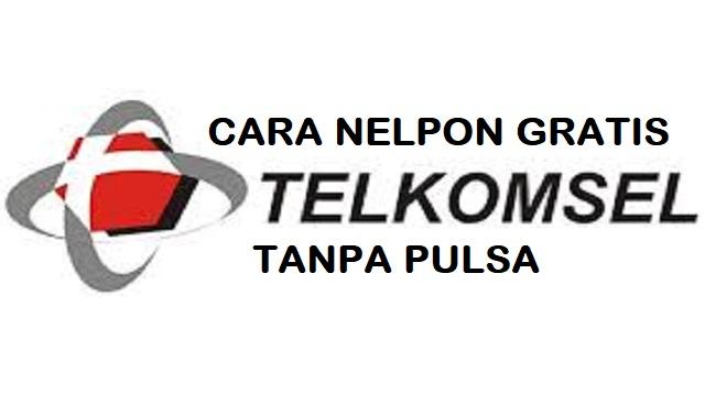 Cara Nelpon Gratis Telkomsel Tanpa Pulsa