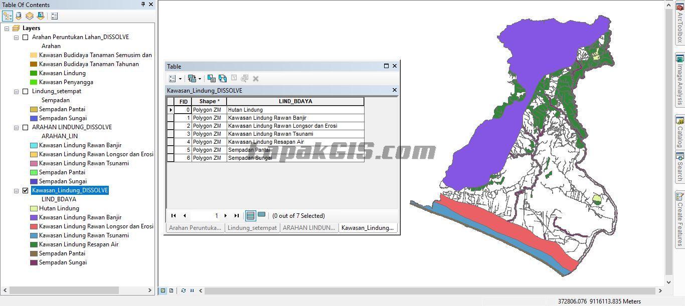 Cara Terbaru Membuat Peta Rencana Tata Ruang Lengkap dengan File Tutorial/Latihan