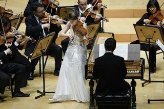 Veronika Eberle violin