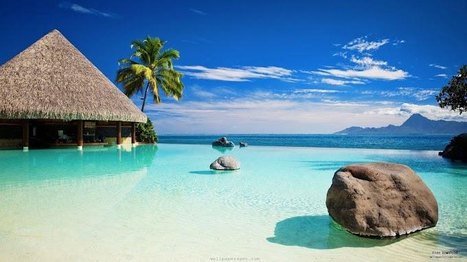 Bora-Bora : Pantai Tercantik Di Dunia?