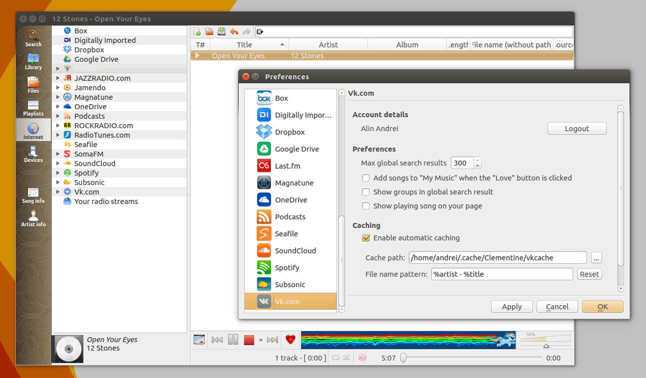 Cross-Platform Music Player `Clementine` 1 3 0 Released With