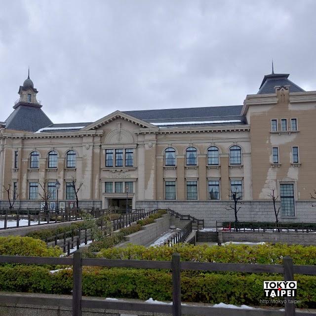【新潟市歷史博物館】走入時光隧道 除了博物館還有舊稅關和銀行