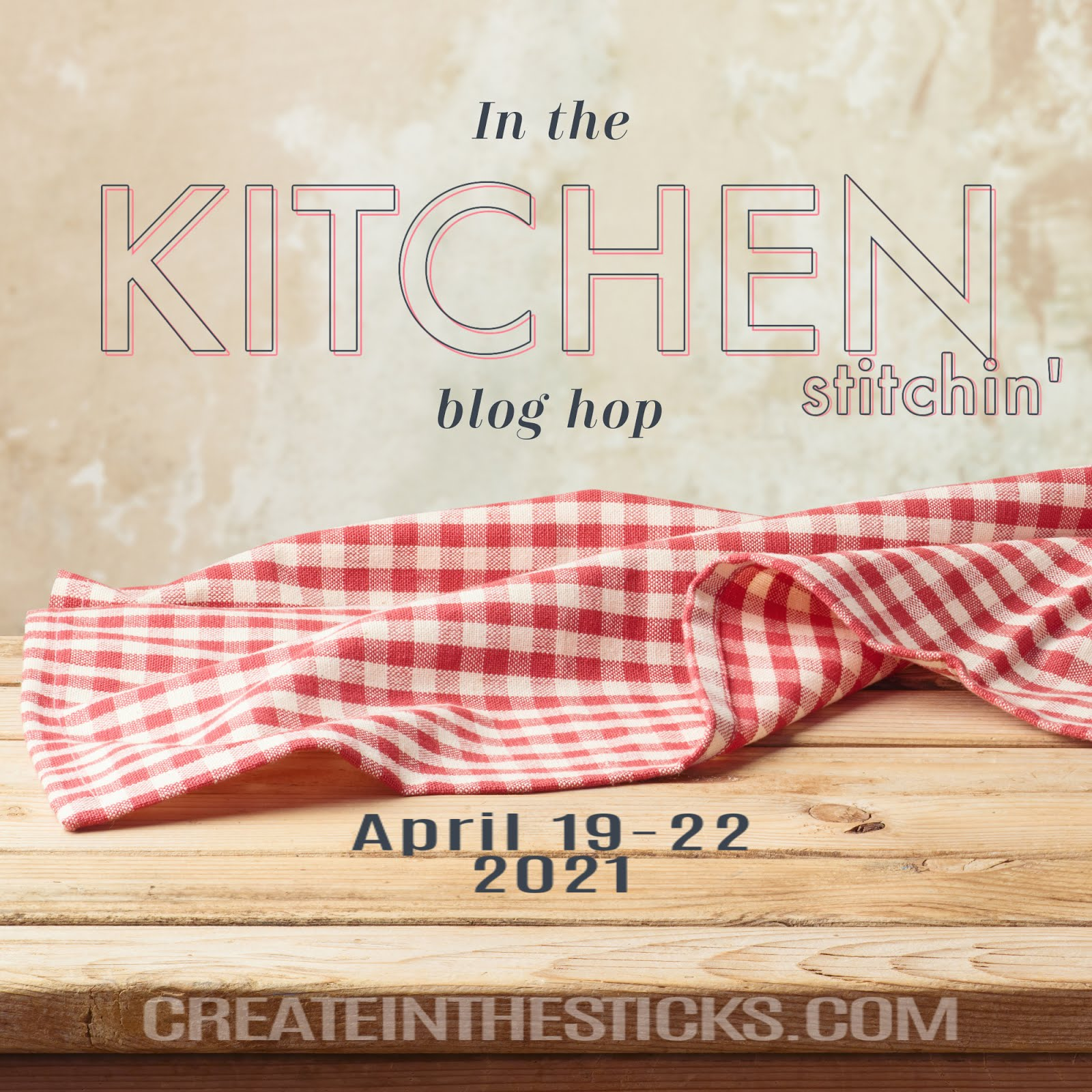 Kitchen Stitchin' Blog Hop