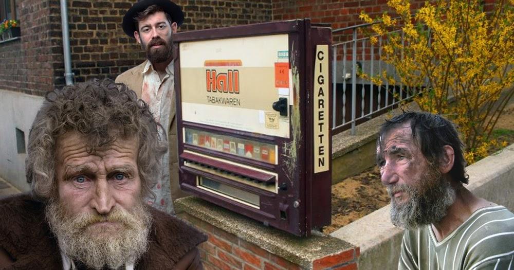 Automat endlich repariert: Hunderte Väter kehren nach Jahren vom Zigarettenholen zurück