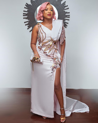 Ghanaian actress Joselyn Dumas latest photos