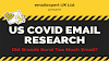 Covid-19 Email Marketing US Consumer Sentiment Survey #infographic