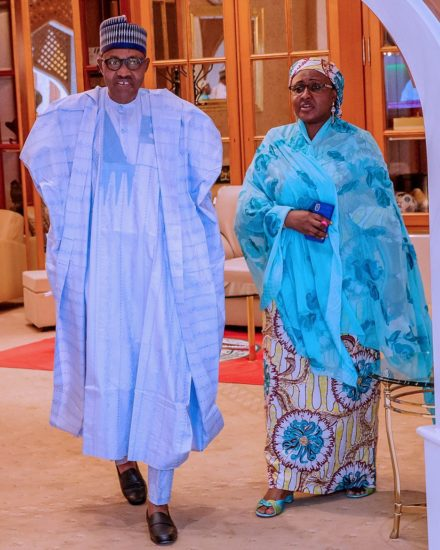 On Buhari's Re-election, UK Releases Statement