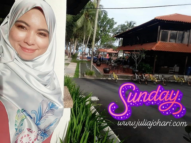 Jelajah tarikan baru Hotel Adena Beach Resort Pahang
