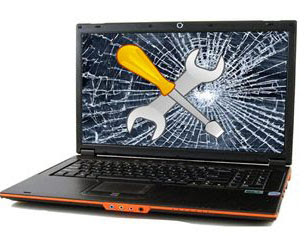 Hardware laptop, jenis-jenis kerusakan laptop