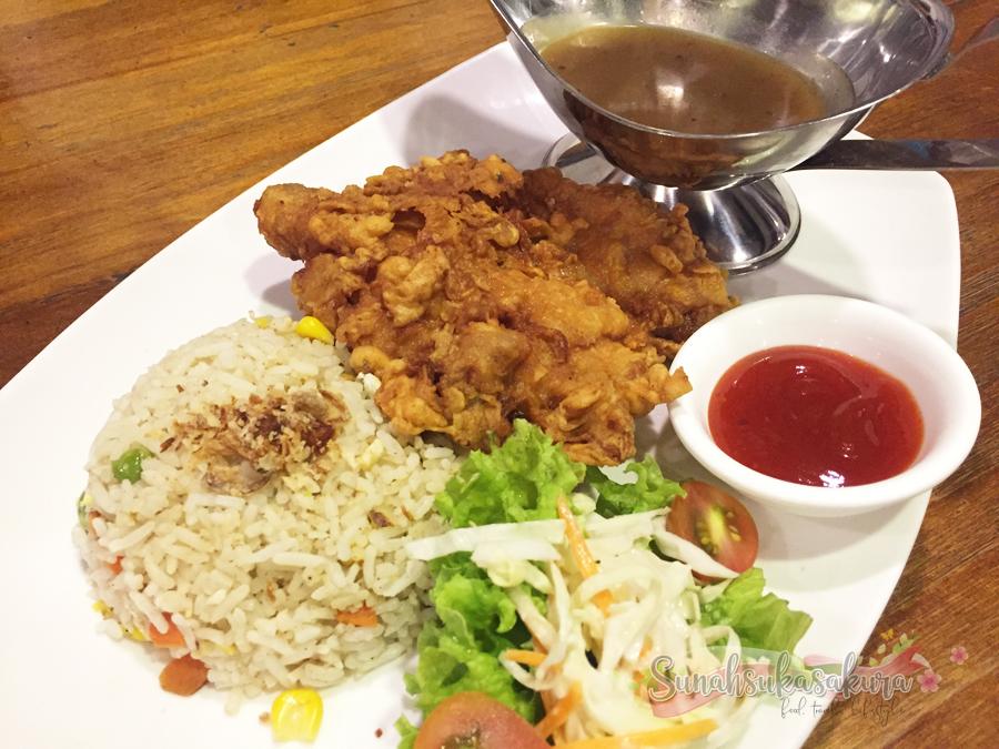 Makan Malam di Kopitiam by Razma, Seksyen 7, Shah Alam