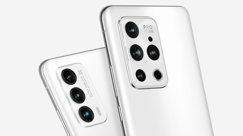 Meizu 18 and 18 Pro flagships with Snapdragon 888 launched!