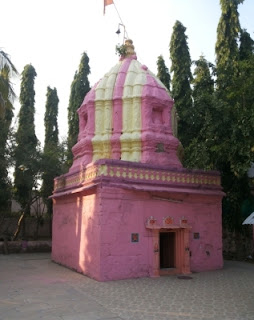 Chandreshwar mandir, chandwad