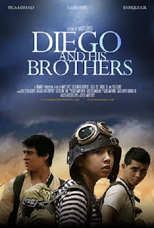 A story of brotherhood, as well as a coming of age tale that follows the young protagonist, Diego.
