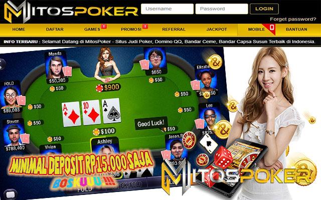 Mitosbetting88 Link Alternatif Poker Judi Online