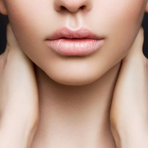 Омоложение кожи шеи и зоны декольте