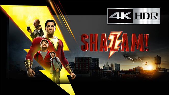 ¡Shazam! (2019) Remux y Bluray Completo 4K UHD [HDR] Latino-Ingles