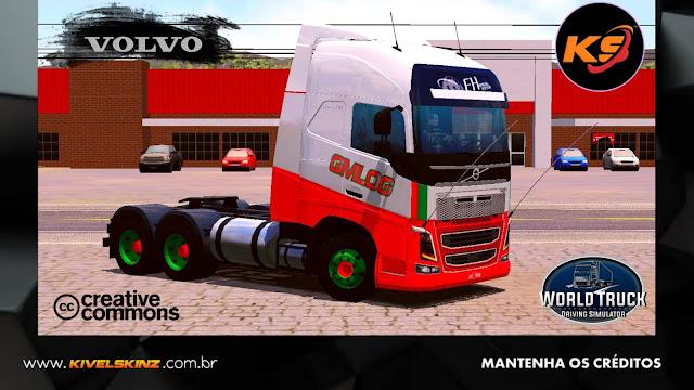 VOLVO FH16 750 - GMLOG TRANSPORTES