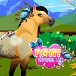 Pony Dress Up