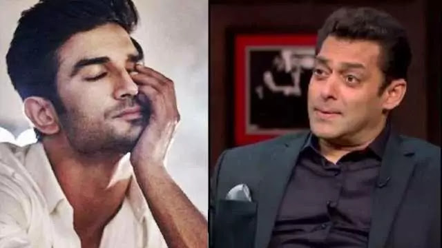 Salman Khan requests his fans to Stand with Sushant Singh Rajput's Fans