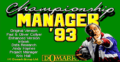 Championship Manager 1993