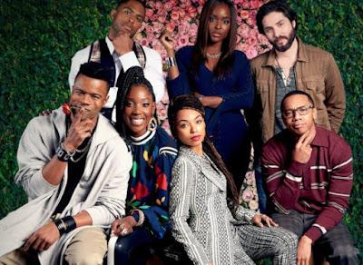 Cast of Dear White People