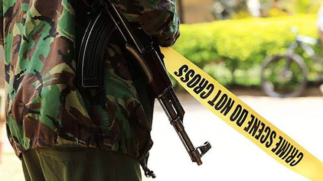 Murang'a detectives detained a 65-year-old woman in Kandara photo