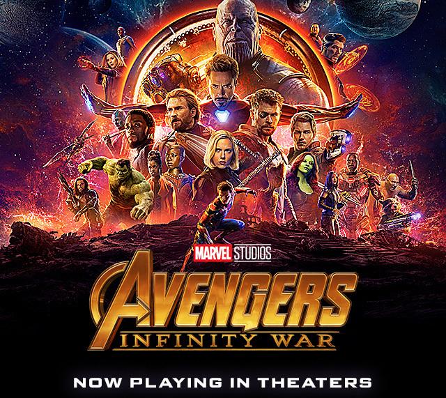 مشاهدة الفيلم الاسطورة Avengers infinity war 2018 BlueRay الجزء الرابع كامل مترجم جودة HD