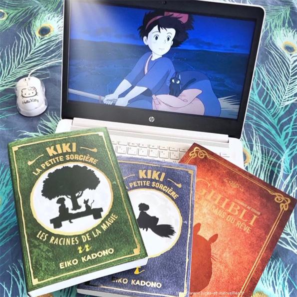 Kiki la petite sorcière - Les racines de la magie de Eiko Kadono