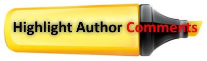 Yellow Highlight Pen
