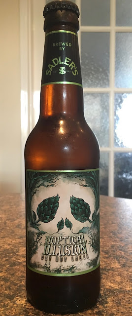 Sadler's Hoptical Illusion Dry Hop Lager