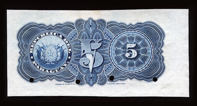 Billetes Paraguayos Pesos