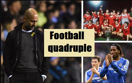 Manchester City will chase quadruple: the English teams so close and European teams won