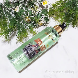 Eda Taşpınar Jungle Fever Body Mist
