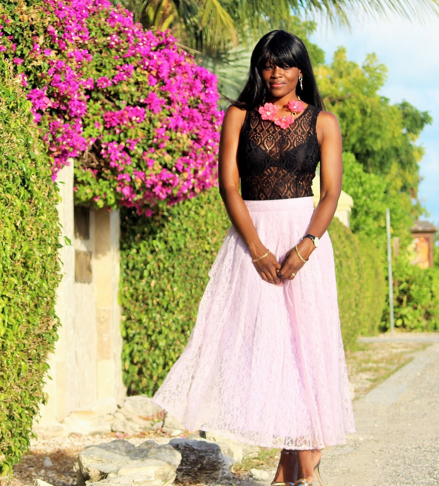 THE BEST OF MIDI SKIRTS: TULLE, LACE, FULL, PENCIL, FLORAL PRINTS, A-LINED & MORE....