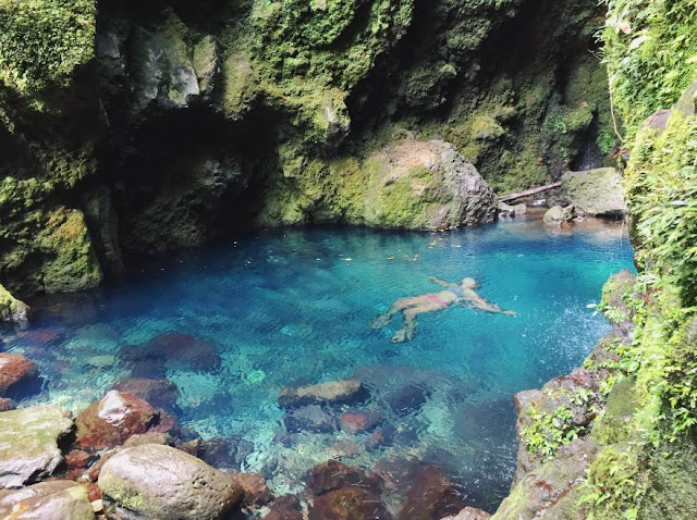 For Just 900 Pesos, You Can Visit These Mesmerizing Falls In Laguna That Look Like The Enchanted River In Surigao!