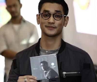 Penyanyi Afgan Bersyukur Luncurkan Album Dekade