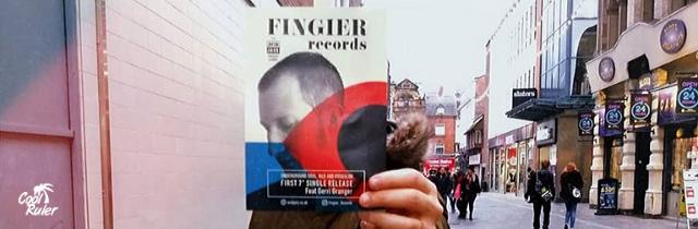 Kevin Fingier edita desde Argentina para Acid Jazz Records
