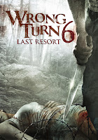 (18+) Wrong Turn 6: Last Resort 2014 UnRated English 720p BluRay