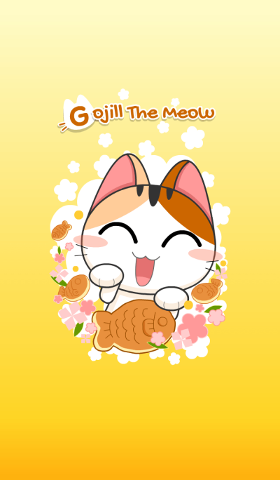 Gojill The Meow